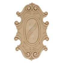 Ornament ,kartusz z pyłu drzewnego F560147