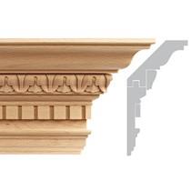 listwa, gzyms drewniany EM00414