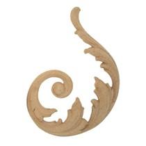 Ornament aplikacja z pyłu drzewnego F560183P