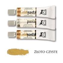 Pasta pozłotnicza Goldfinger złoto czyste 20 ml – AP0145