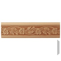 listwa drewniana ozdobna z wzorem EM00508