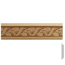 listwa drewniana ozdobna z wzorem EM00511