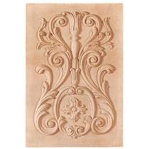 Ornament panel z pyłu drzewnego F560274