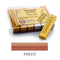 Pałeczka woskowa metaliczne miedź – M01067