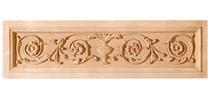 Ornament Panel  z pyłu drzewnego F560283