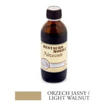 Bejca woskowa płynna orzech jasny 150 ml – M01086
