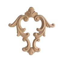 Ornament aplikacja z pyłu drzewnego F560142