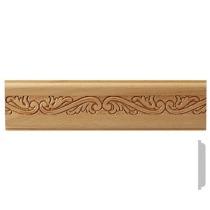 listwa drewniana ozdobna z wzorem EM00519