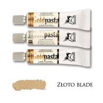 Pasta pozłotnicza Goldfinger złoto blade 20 ml – AP0142