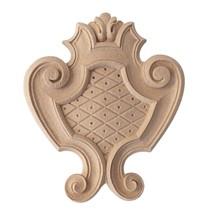 Ornament , kartusz z pyłu drzewnego F560083