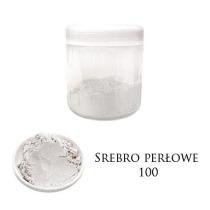 Srebro mineralne perłowe 45 g – MK00100