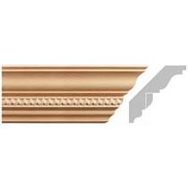 listwa, gzyms drewniany rzeźbiony EM00403