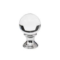 gałka kryształowa 2900025CR