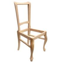 Krzesło drewniane surowe F990090