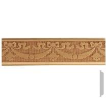 listwa drewniana ozdobna z wzorem EM00514