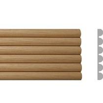 Listwa drewniana rzeźbiona EM00252