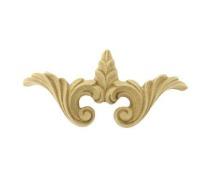 Ornament dekor z pyłu drzewnego  F560072