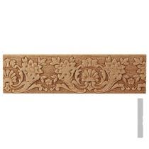 listwa drewniana ozdobna z wzorem EM00507