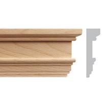 listwa, gzyms drewniany obudowa kominka EM00418