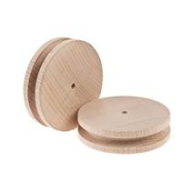 Koło pasowe z drewna bukowego – DR00215