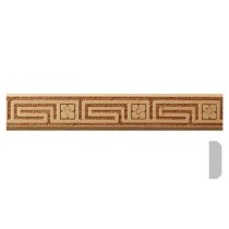 listwa drewniana ozdobna z wzorem  EM00503