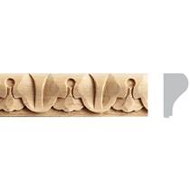Listwa drewniana rzeźbiona  EM00202