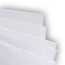 Bibuła angielska, biała w arkuszach 12,5g/m2 – B02016