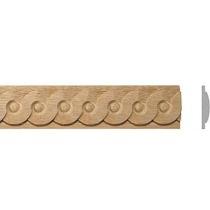 Listwa drewniana rzeźbiona EM00231