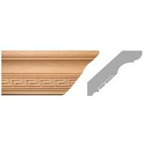 listwa, gzyms drewniany rzeźbiony EM00289