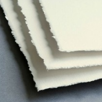 Masa papiernicza w arkuszach, kremowa – B02039