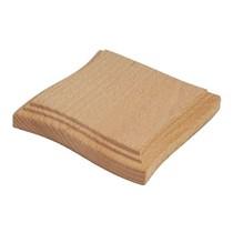 Podstawka falowa  z drewna bukowego – DR00343