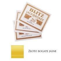 Brąz w proszku złoto bogate jasne 20g – M01102