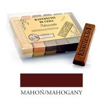 Pałeczka woskowa barwiona mahoń – M01054