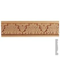 listwa drewniana ozdobna z wzorem EM00504