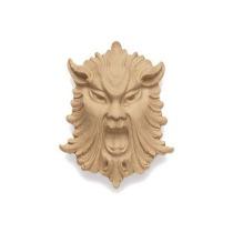 Ornament  dekor z pyłu drzewnego  F560295