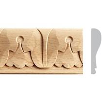 Listwa drewniana rzeźbiona  EM00206